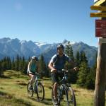 Mountainbike Hochsonnberg
