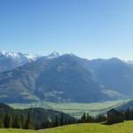 Panorama Hochsonnberghütte