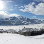 Piesendorf-Ort-Winter-